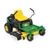 John Deere ZTrak 20-HP V-Twin Dual Hydrostatic 42-in Zero-Turn Lawn Mower (CARB)