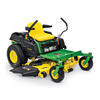 John Deere ZTRAK Z525E 22-HP V-Twin Dual Hydrostatic 54-in Zero-Turn Lawn Mower