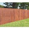 Severe Weather Wood Whitewood Fence Picket (Common: 5/8-in x 5-1/2-in x; Actual: 0.575-in x 5.5-in)