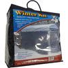Lucky Dog 300-in L x 60-in W Plastic Windscreen Kennel Cover