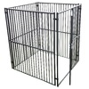 Lucky Dog 5-ft x 5-ft x 6-ft Outdoor Dog Kennel Panels