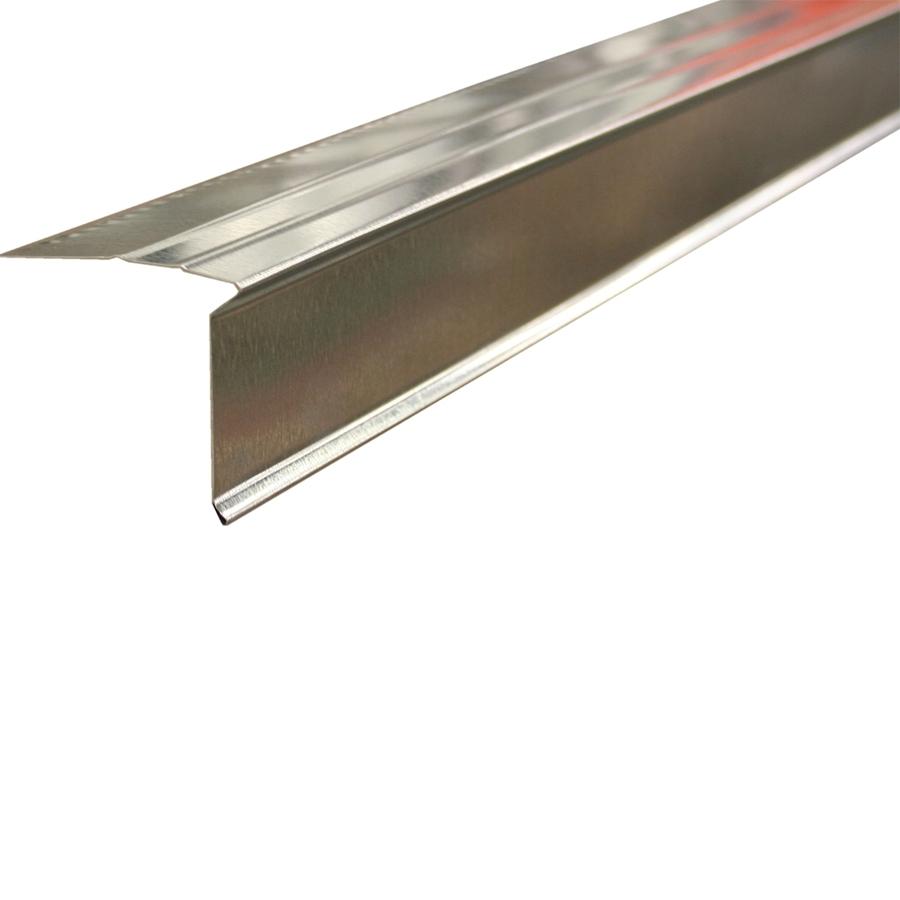 Steel Drip Edge : Shop union corrugating galvanized steel drip edge at lowes