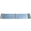 Union Corrugating 2.33-ft x 12-ft Ribbed Steel Roof Panel