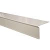 Union Corrugating 3-in x 10-ft Galvanized Steel Drip Edge