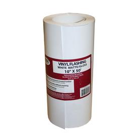 Union Corrugating 10-in x 600-in Vinyl Flashing