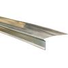 Union Corrugating 5.75-in x 10-ft Galvanized Steel Drip Edge