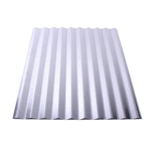 Lowe S Metal Roof Panels : Union corrugating ribbed steel metallic roof panel at