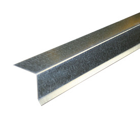 Shop union corrugating 2 in x 10 ft galvanized steel drip for Roof nails dripping