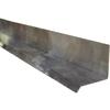 Union Corrugating 1.5-in x 3.5-ft Aluminum Drip Edge