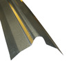 Union Corrugating Ridge Roll 10-in x 120-in Steel Roof Panel Ridge Cap