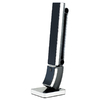 OttLite 19.75-in Adjustable Black Desk Lamp with Plastic Shade