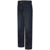 Bulwark Men's 34 x 30 Sanded Denim HRC 2 Jean Work Pants