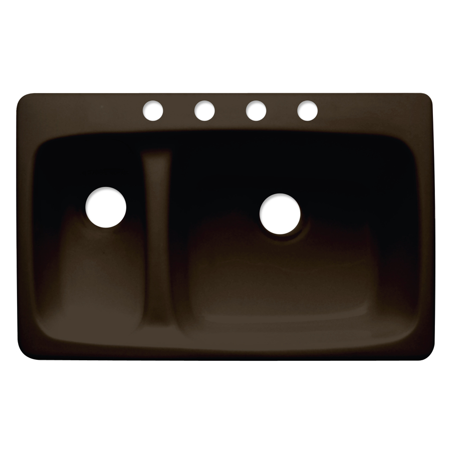 Kitchen Sinks Lowes Shop Single Basin Drop In Or Undermount Granite Kitchen Sink At Lowes