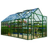 Palram 16.2-ft L x 8.1-ft W x 8.54-ft H Polycarbonate Greenhouse