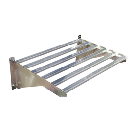 Palram 10.75-in Steel Wall Mounted Shelving