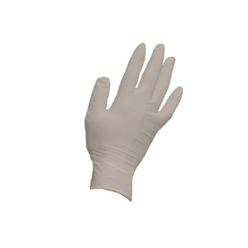 Blue Hawk 25-Pack Disposable Latex Gloves