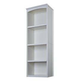 allen + roth 76-in White Wood Closet Tower