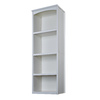 allen + roth 76-in White Wood Closet Tower