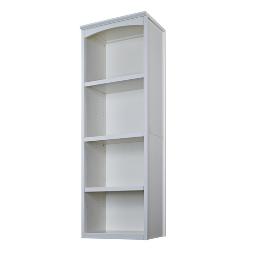 allen roth white wood closet tower from lowes