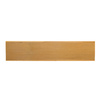 allen + roth 72-in W x 16-in D Natural Wood Closet Shelf