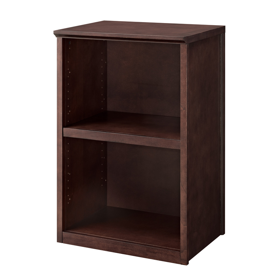 Shop Allen Roth 36 In Java Wood Closet Tower At