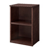allen + roth 36-in Java Wood Closet Tower