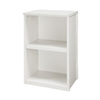 allen + roth 36-in White Wood Closet Tower