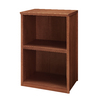 allen + roth 36-in Sable Wood Closet Tower