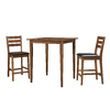 lowes deals on Whalen Storage Java 3-Piece Dining Set WSLPD