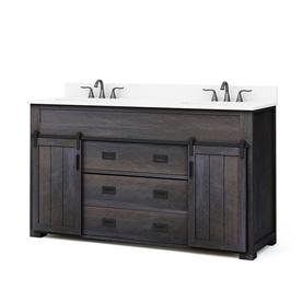 Bathroom Vanity Gray shop bathroom vanities at lowes