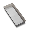 Style Selections 15.05-in x 6.125-in Plastic Multi-Use Insert Drawer Organizer