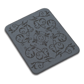 Style Selections 18-1/8-in W x 16-in L x 1/4-in H Cloth Drying Mat