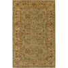 Artistic Weavers Exeter 96-in x 132-in Rectangular Green Floral Area Rug