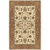 Artistic Weavers Sydney 60-in x 96-in Rectangular Cream/Beige/Almond Floral Area Rug