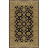 Artistic Weavers Cessnock 96-in x 132-in Rectangular Black Floral Area Rug