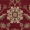 Artistic Weavers Marietta Red Rectangular Indoor Woven Area Rug (Common: 5 x 8; Actual: 63-in W x 90-in L x 1.6-ft Dia)