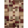Artistic Weavers Mala Ivory Rectangular Indoor Woven Area Rug (Common: 5 x 8; Actual: 63-in W x 90-in L x 1.6-ft Dia)