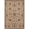 Artistic Weavers Rome Ivory Rectangular Indoor Woven Area Rug (Common: 8 x 11; Actual: 94-in W x 130-in L x 2.5-ft Dia)