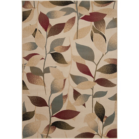 Artistic Weavers Pahala Brown Rectangular Indoor Woven Area Rug (Common: 5 x 8; Actual: 63-in W x 90-in L x 1.6-ft Dia)