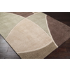 Artistic Weavers Telford Ivory Rectangular Indoor Tufted Area Rug (Common: 8 x 11; Actual: 96-in W x 132-in L x 2.4-ft Dia)