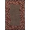 Artistic Weavers Auckland Brown Rectangular Indoor Tufted Area Rug (Common: 8 x 11; Actual: 96-in W x 132-in L x 2.4-ft Dia)