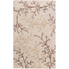 Artistic Weavers Hamilton 96-in x 132-in Rectangular Cream/Beige/Almond Transitional Area Rug