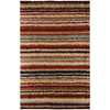 Artistic Weavers Concepts 60-in x 96-in Rectangular Red/Pink Geometric Area Rug