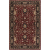 Artistic Weavers Cardiff 96-in x 132-in Rectangular Red/Pink Floral Area Rug
