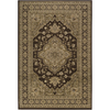 Artistic Weavers Malwai 63-in x 90-in Rectangular Cream/Beige/Almond Floral Area Rug