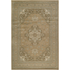 Artistic Weavers Morocco 93-in x 134-in Rectangular Cream/Beige/Almond Floral Area Rug