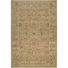 Artistic Weavers Tunisia 5-ft 3-in x 7-ft 6-in Rectangular Brown Floral Area Rug