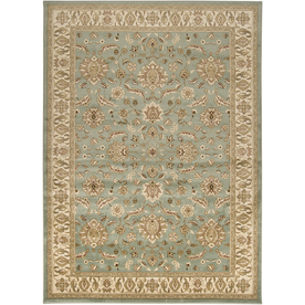 Artistic Weavers Mayotte Gray Rectangular Indoor Woven Area Rug (Common: 8 x 11; Actual: 93-in W x 134-in L x 1.9-ft Dia)