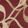Artistic Weavers Kona Red Rectangular Indoor Woven Area Rug (Common: 8 x 11; Actual: 94-in W x 130-in L x 2.5-ft Dia)