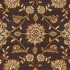 Artistic Weavers Morwell Brown Rectangular Indoor Woven Area Rug (Common: 5 x 8; Actual: 63-in W x 87-in L x 1.8-ft Dia)